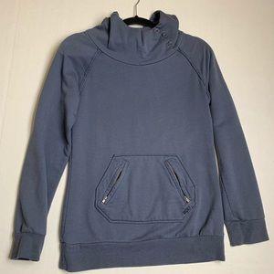 Roxy Blue Sweatshirt Small